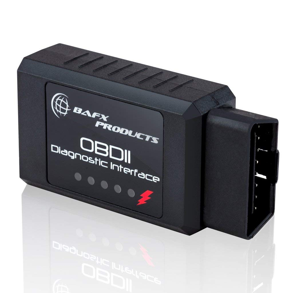 Bafx Products - For Android Only - Wireless Bluetooth Obd2 Scanner Diagnostic Code Reader & Scan Tool - Scan, Reset & Clear Car Check Engine Light