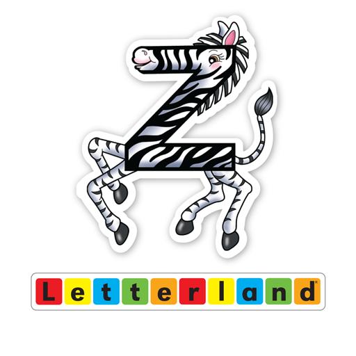Letterland Stories Zig Zag Zebra