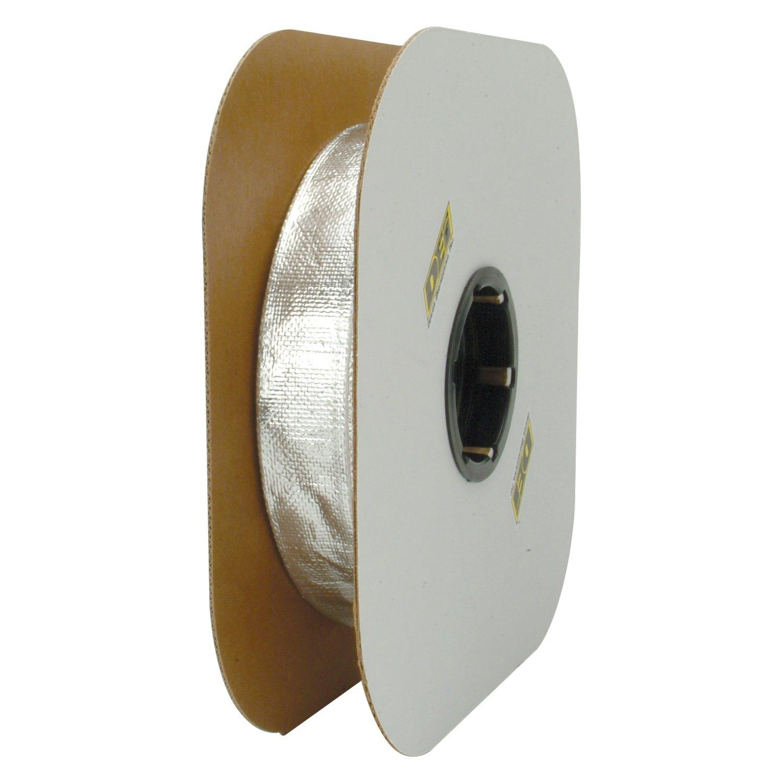 x 50ft Aluminized Sleeving for Ultimate Hi-Temp Protection Design Engineering 010404B50 Heat Sheath 1-1//4 I.D