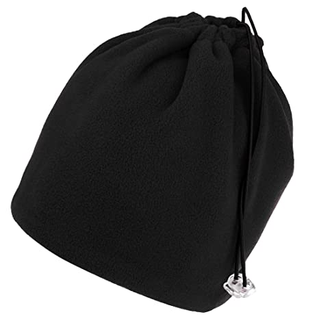 ac2ad67e854a Universal Multipurpose Fleece Cap Warm Beanie Headband Tube Scarf Neck Wrap  Polar Fleece Warm Hat -