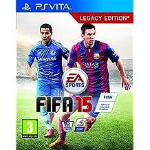FIFA 15 - Legacy Edition (PS Vita) UK IMPORT REGION FREE