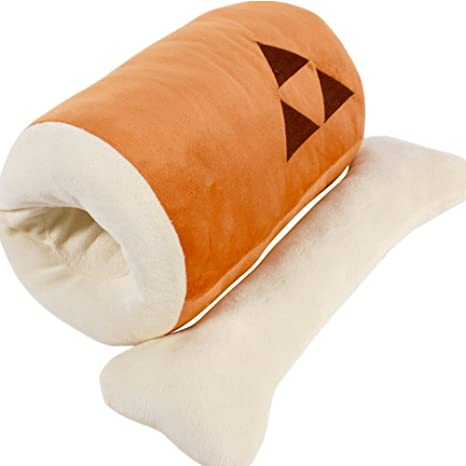 Amazon.com: lonme cosplay Hunter asado Bone Plush Pillow ...