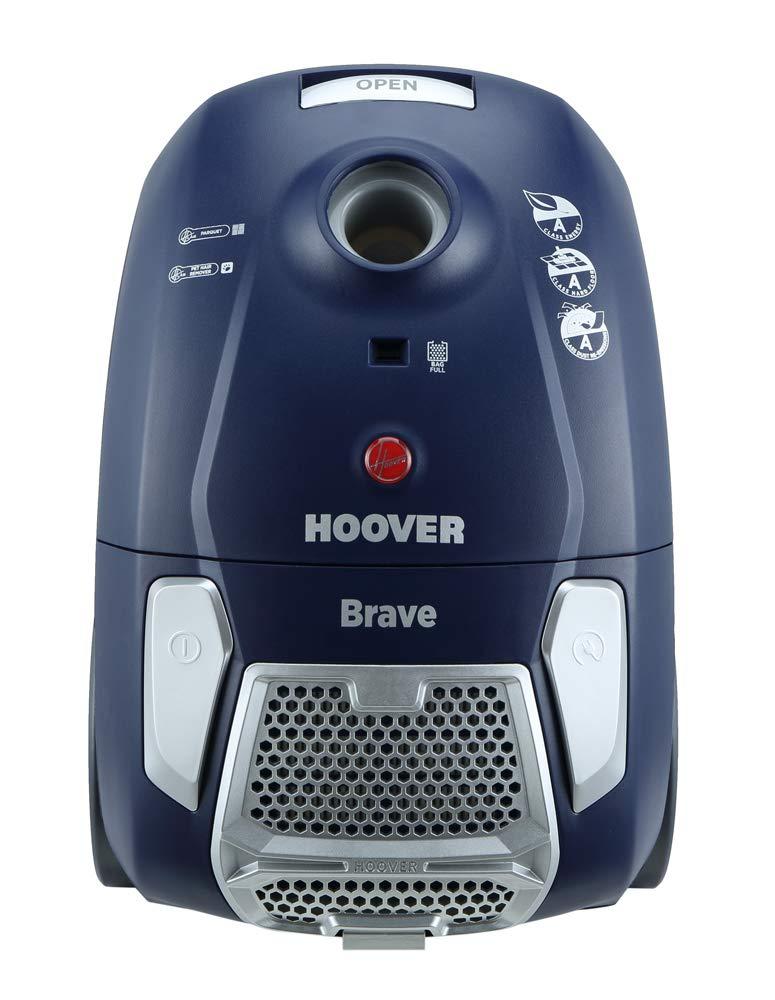 Hoover Brave BV30 - Aspirador trineo con bolsa, con accesorios especiales para parquet y mascotas, 700 W, color azul java: Hoover: Amazon.es: Hogar
