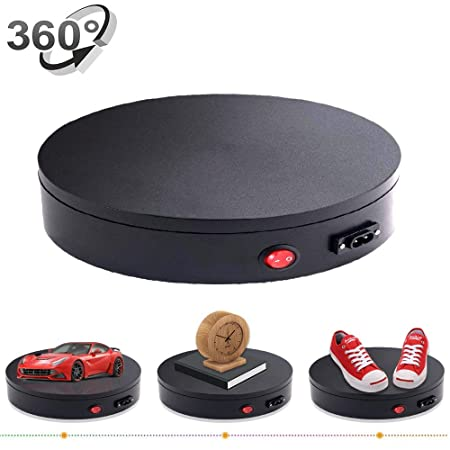 Yuanj Shop Display Stand 360 Degree Rotating Turntable Mannequin