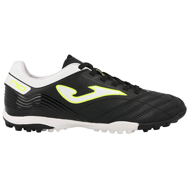 Joma Schuhe Soccer No.10 Turf N-10S_801 schwarz-weiß Calcetto Scarpa