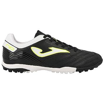Joma N-10S_801 - Zapatillas de fútbol con número 10, Color Blanco y Negro: Amazon.es: Deportes y aire libre