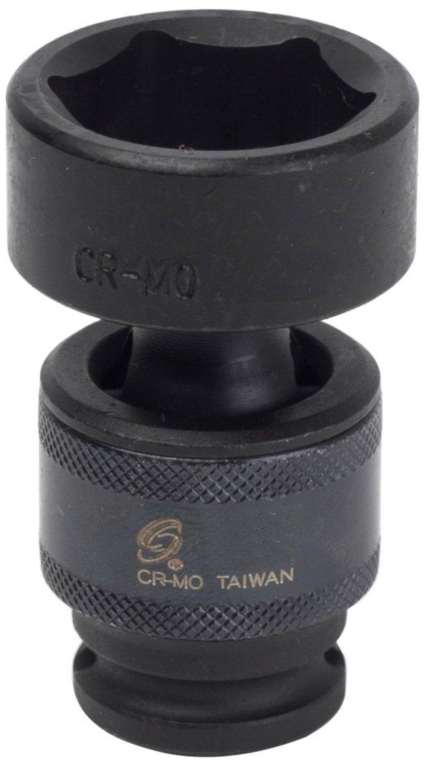 Sunex 321um 3 /8インチドライブ21-mmユニバーサルインパクトソケット B0076HJMN6