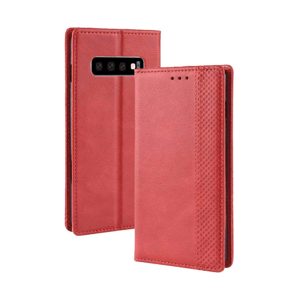 Cover for Huawei P20 Lite Leather Card Holders Kickstand Cell Phone Cover Extra-Durable Business with Free Waterproof-Bag Delicate Huawei P20 Lite Flip Case