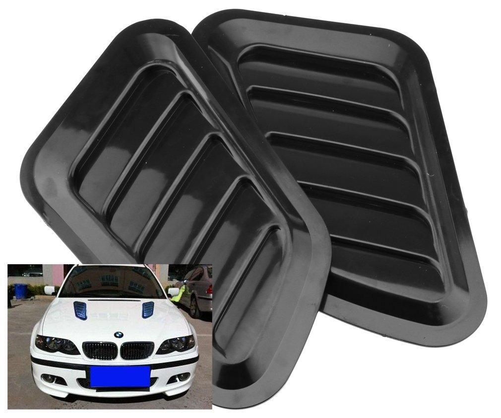 One Pair Auto Car Decorative Air Flow Intake Scoop Bonnet Side Fender Vent Hood Unbekannt