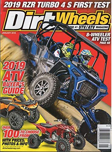 Dirt Wheels Magazine January - Dirt Wheels Magazine