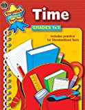 Time, Grades 1-2, Teacher Created Resources Staff, 0743933176