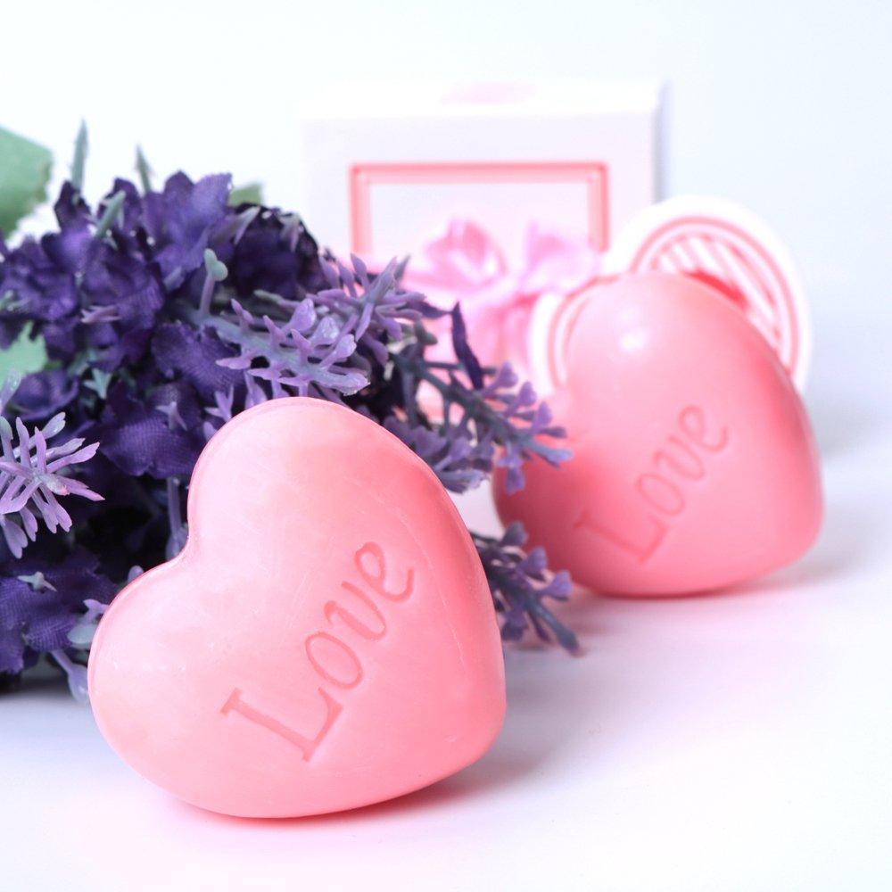 Amazon.com: AiXiAng Handmade Scented Cute Soap Guests Keepsake Gift ...