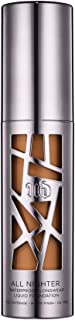 product image for Urban Decay All Nighter Liquid Foundation, 10.0 Dark Brown - Flawless, Full Coverage for Oily & Combination Skin - Matte Finish - Waterproof & Transfer-Resistant - 1.0 fl oz
