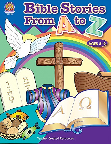 Bible Stories from A-Z (Christian Books)