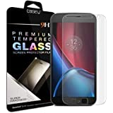 Case U CASEUG41 Tempered Glass For Moto G4 Anf Moto G, 4Th Gen