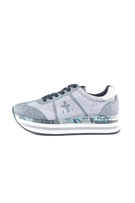 Mod Beth 39 Premiata it Amazon Var Sneakers 1610 Argento Donna AtxwEPqR