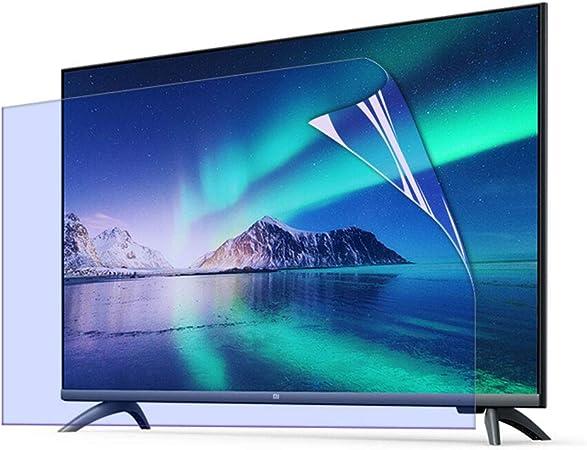 ZXYWW Protector De Pantalla De TV LCD De 75 Pulgadas, Película Protectora De Monitor De Luz Azul, Previene La Miopía/Alivia La Fatiga Ocular,65in1429X804mm: Amazon.es: Hogar
