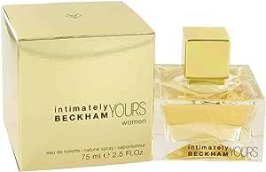 David Becham Intimately Yours for Women -75 ml, Eau de Toilette-
