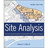 Site Analysis: Informing Context-Sensitive and Sustainable Site Planning and Design