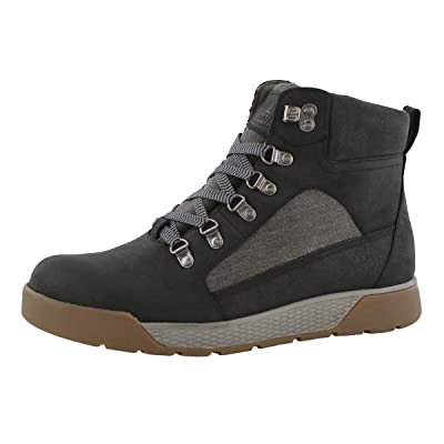 "Kodiak Men's 5"" Fundy Boot Wp in Black | Boots"