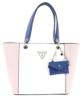 079c56027d Guess Kamryn Tote White Multi: Amazon.fr: Chaussures et Sacs