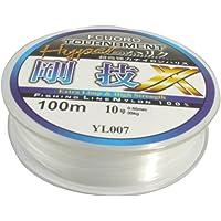 TOOGOO (R) 10# 0.55mm Diametro 100M Hilo 23Kg