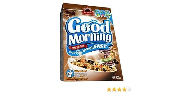 Max Protein Good Morning Perfect Breakfast Dark Chocolate 500G 500 ...