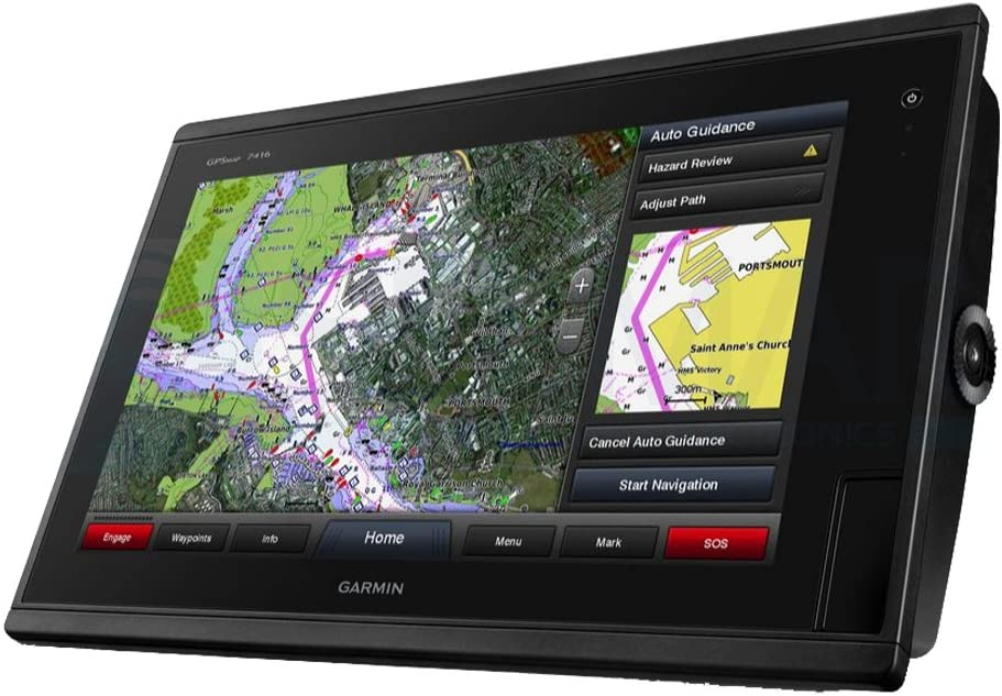 Garmin 010 – 01402 – 10 GPSMAP 7416 j1939 Totalmente Integrado ...