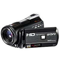 Video Camera ORDRO 1080P 30FPS Full HD Camcorder Wifi Night Vision 24MP 18X Digital Zoom Digital Camera with Remote Control