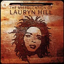 The Miseducation Of Lauren Hill Import edition by Hill,Lauryn (2008) Audio CD