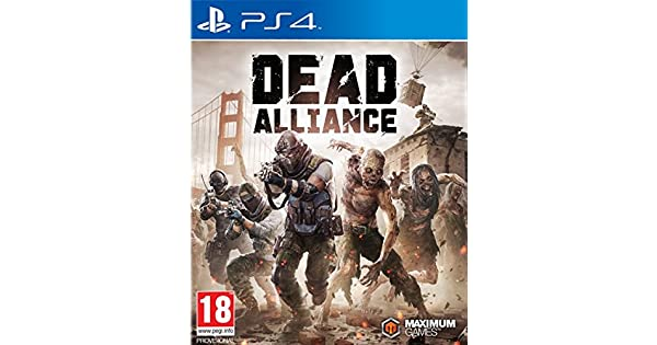 Dead Alliance: Amazon.es: Videojuegos