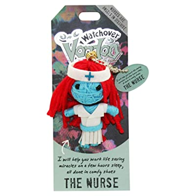 Watchover Voodoo The Nurse Good Luck Doll: Toys & Games