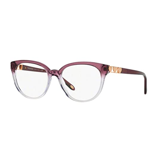 108ec529bb37 Image Unavailable. Image not available for. Color  TIFFANY TF2145 8222 OCCHIALE  DA VISTA PORPORA PURPLE EYEGLASSES SEHBRILLE DONNA
