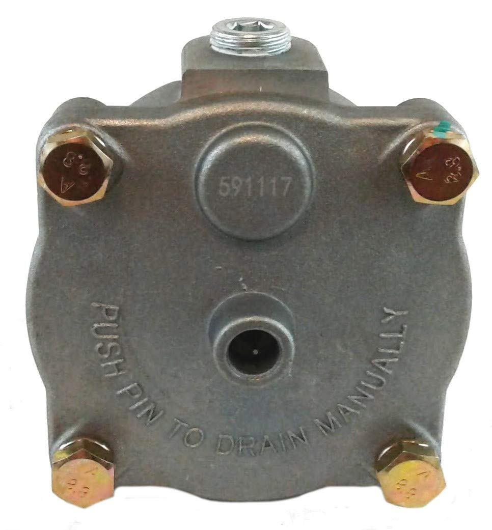 DV-2 Automatic Drain Valve - No Heater for Heavy Duty Big Rigs by Brianna Auto Parts (BAP) (Image #2)