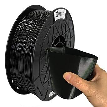 CCTREE 3D Printer - Filamento de TPU para Creality Ender 3 (1.75 ...