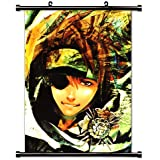 D Gray Man Anime Fabric Wall Scroll Poster (16x23) Inches. [WP]-D Gray Man- 380