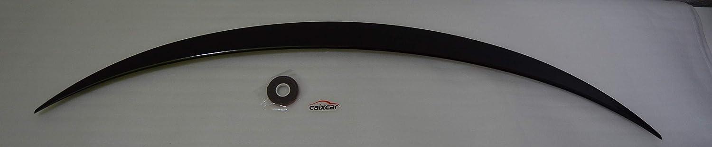 CAIXCAR Rear ALERON W205 C63 Black Gloss SPOILER