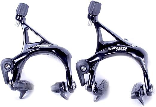 *FRONT* Jagwire Road//Sports Bike//Cycle Brake Caliper Pads Shoes Blocks 2PCS