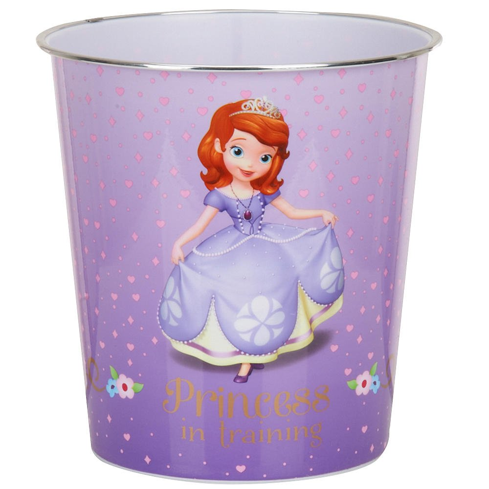 Disney Sofia The First Princess In Training Wastebasket JF00149TRUCD