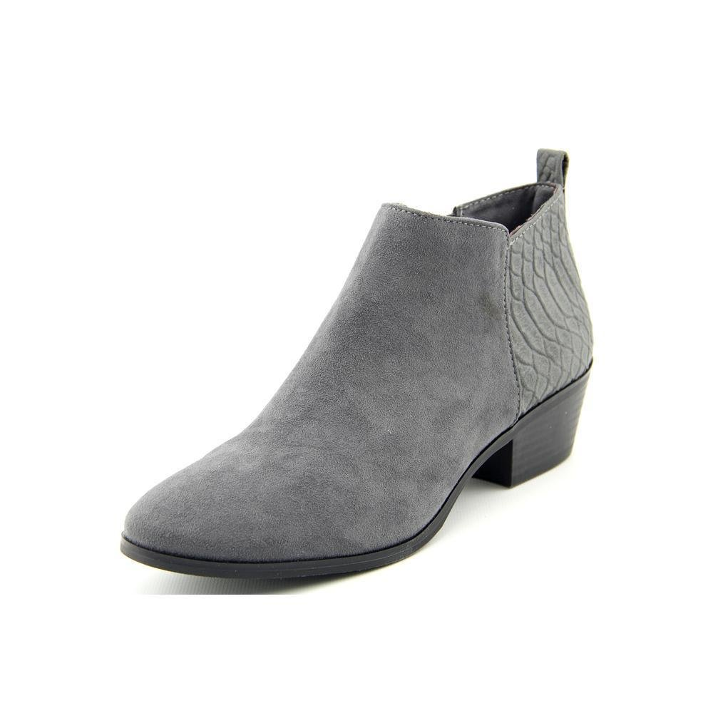 Style & Co. Womens Wess Closed Toe Ankle Fashion Boots, Grey, Size 6.0