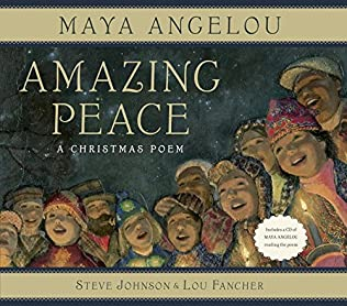 book cover of Amazing Peace