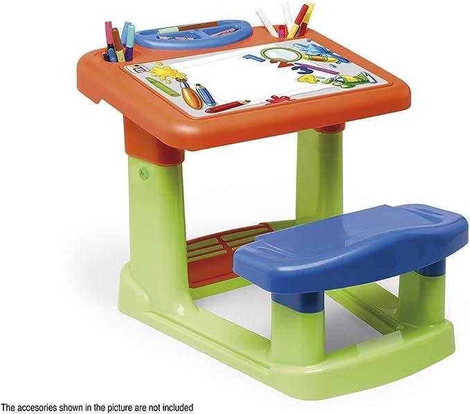 Chicos - Mi Pupitre Extensible, Pupitre Infantil con Cajón, a partir de 24 Meses, Multicolor, 57.5 X 75.5 X 58 cm: Amazon.es: Juguetes y juegos