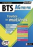 BTS Assistant de Gestion PME-PMI - Toutes les matières (10)