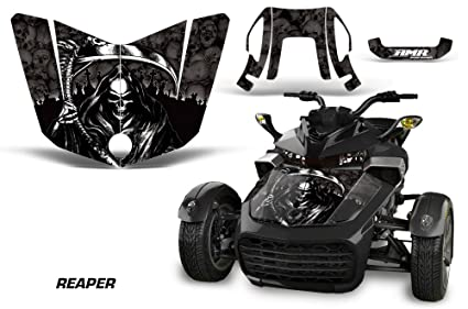 Amazon com: AMR Racing Graphics Can-Am Spyder F3 Roadster