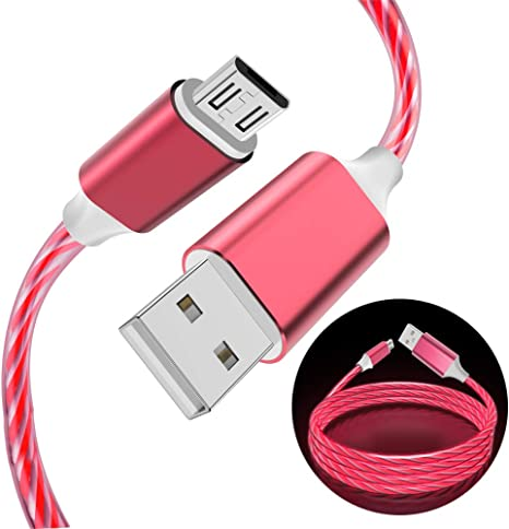 Magnet Micro USB Data Sync Charging Cable 4 Samsung Galaxy S3 /&MORE MULTICOLORS
