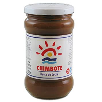 Image Unavailable. Image not available for. Color: Chimbote Dulce De Leche 350G (Caramel)