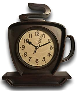 Coffee Cappuccino Wall Clock