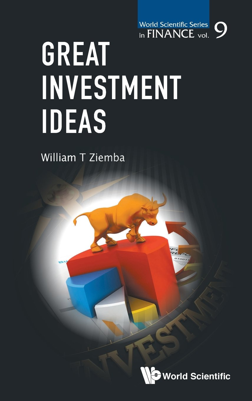 Great Investment Ideas (World Scientific Series in Finance)