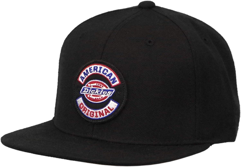 Dickies American Original Logo Hat-Black: Amazon.es: Ropa y accesorios