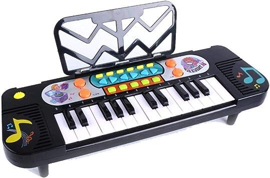 midemfi Juguete de Piano de Instrumentos electrónicos para ...